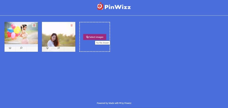 pinwizz image editor