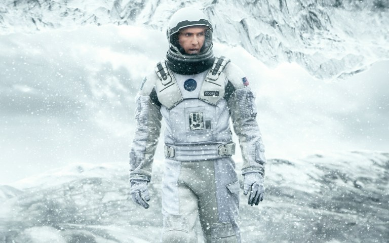 "Interstellar Review OR Prequel to ""Attack of the Walking Rectangles"""