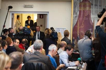 persconferentie Begroting