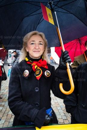 An ordinary Belgium royalty fan