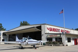 Sanders Aviation Aircraft