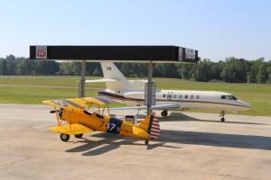 Sanders Aviation Fuel Pumps