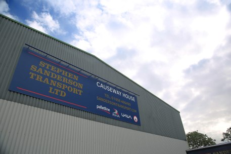 Corby Warehousing