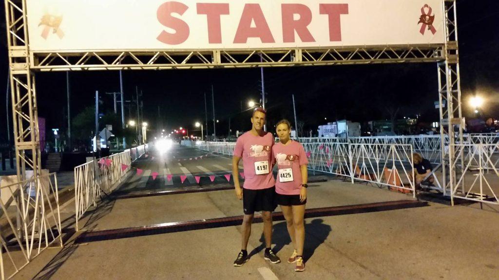 Running in Amerika