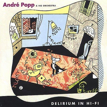 André Popp – Delirium in Hi-Fi
