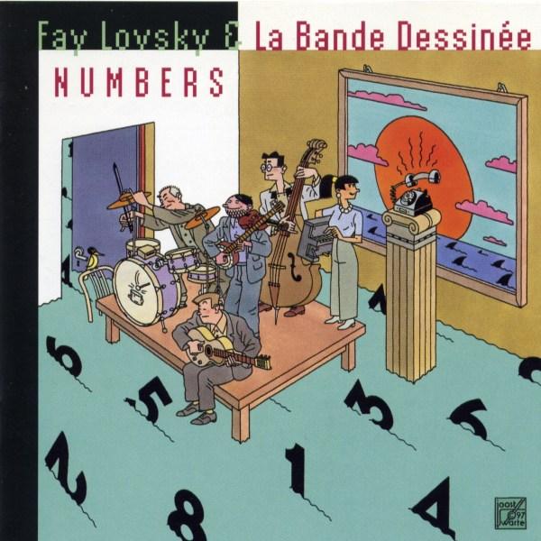 Fay Lovsky & La Bande Dessinée - Numbers