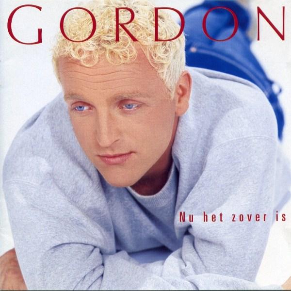 Gordon - Nu het zover is