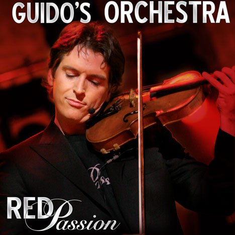 Guido's Orchestra – Red Passion