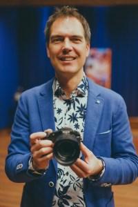 Sander van der Heide in studio 2-0322