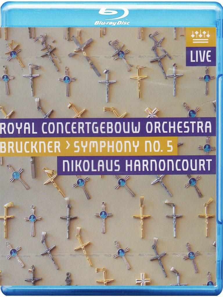 bruckner-5-concertgebouw-harnoncourt-bluray-cover