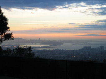 San Francisco fromBerkeley