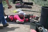 Heidi at 2019 He-Man making 500+ yard rifle shots