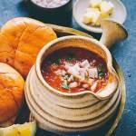 Mumbai Pav Bhaji Recipe { Street Food Recipe }