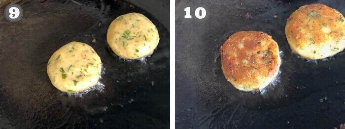 how to make aloo tikki step by step