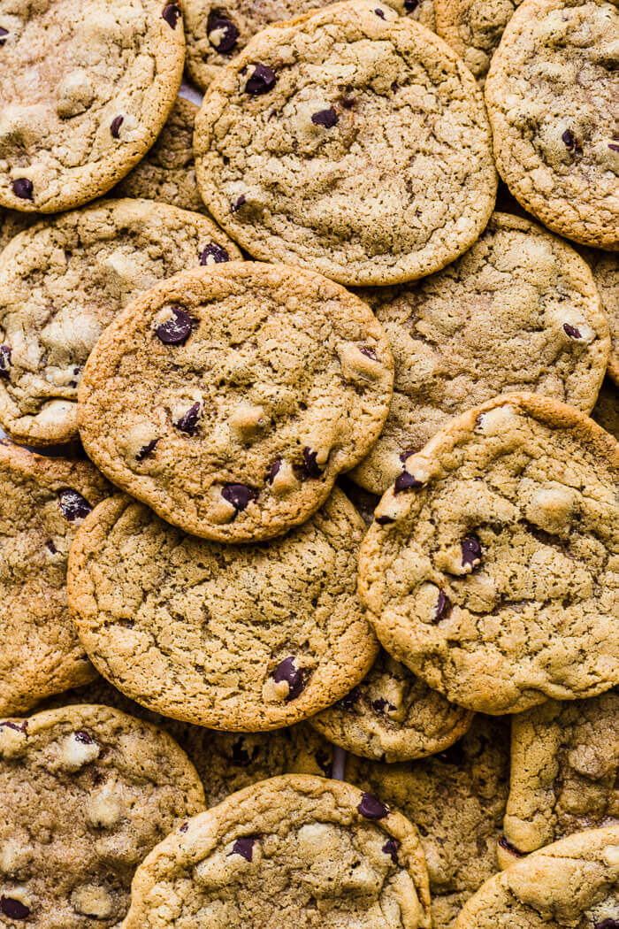 eggfree chocolate chip cookies