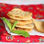 Papdi – Flat Crisps for Chat