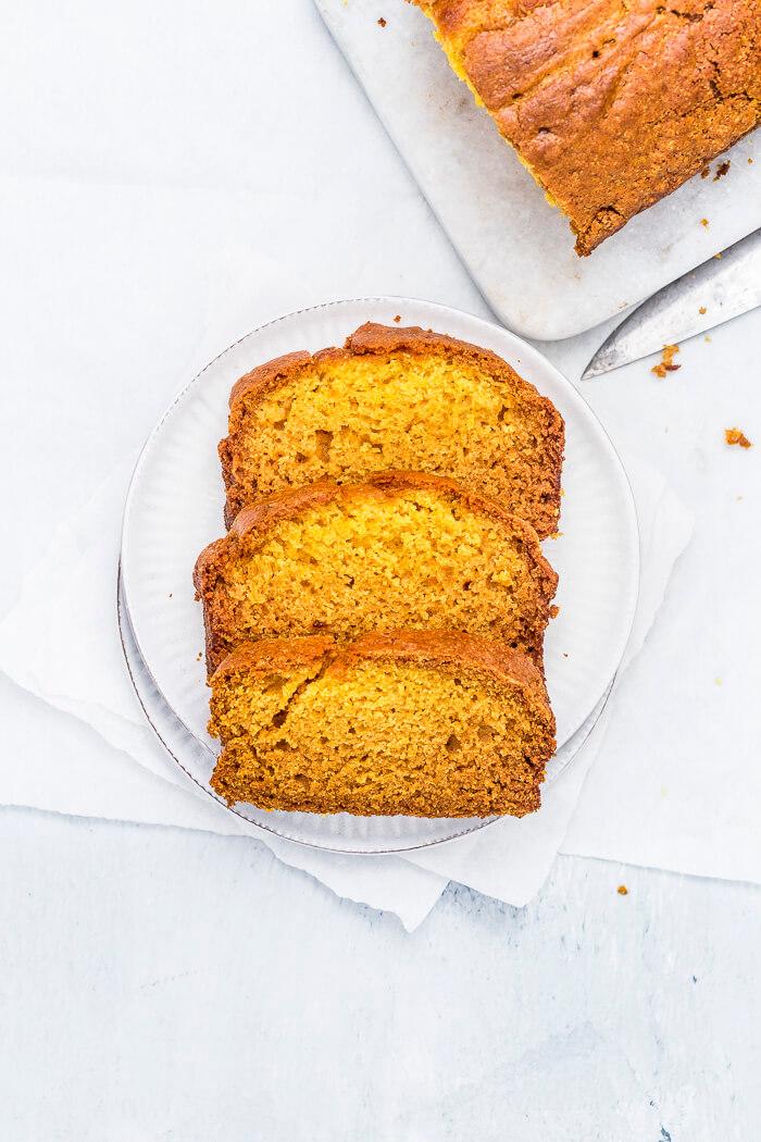 mango cake recipe image