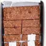 oats granola bars
