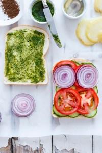 Mumbai's Veg Sandwich