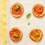 Tomato and Pesto Tart