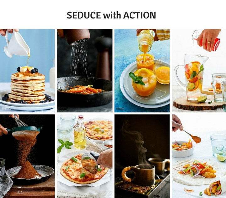 SEDUCE with ACTION