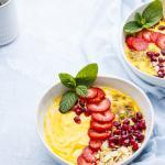 Mango Passionfruit Smoothie Bowl