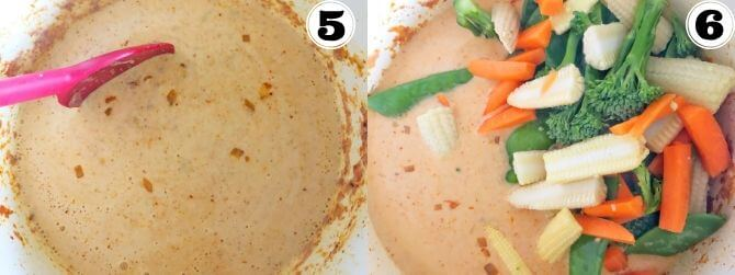 How to make Thai Red Curry Step by Step