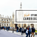 Short City Break to Cambridge