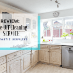 Review : One Off Cleaning Service from Fantastic Services