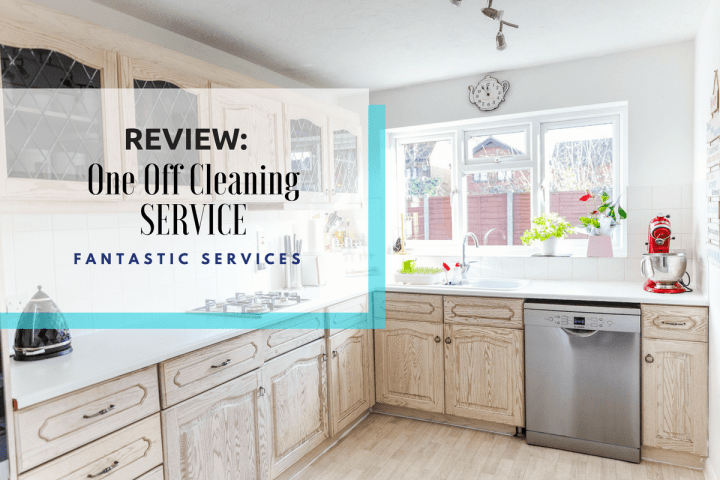 One Off cleaning service