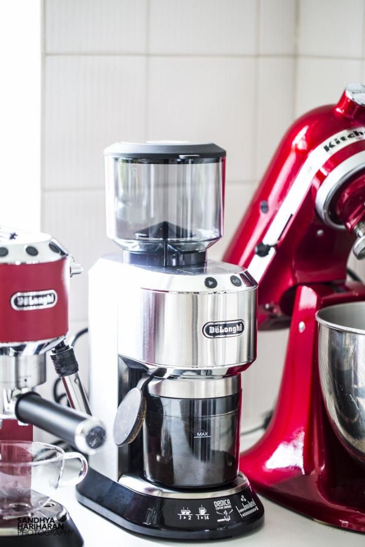 Delonghi Coffee Machine Review