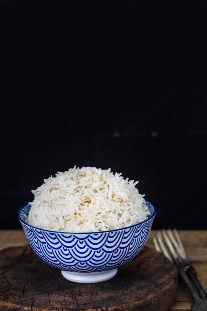 Perfectly Cooked Basmati Rice in Instant Pot