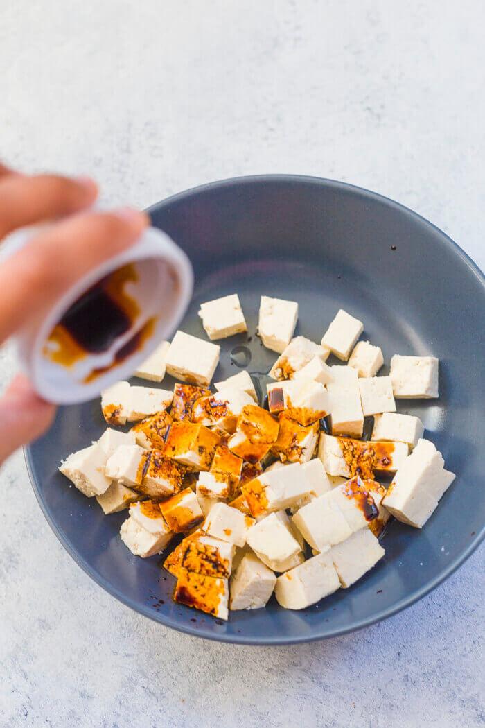 How to make Crispy Tofu step by step