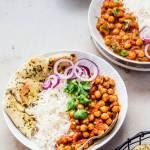 Vegan Chickpea Tikka Masala