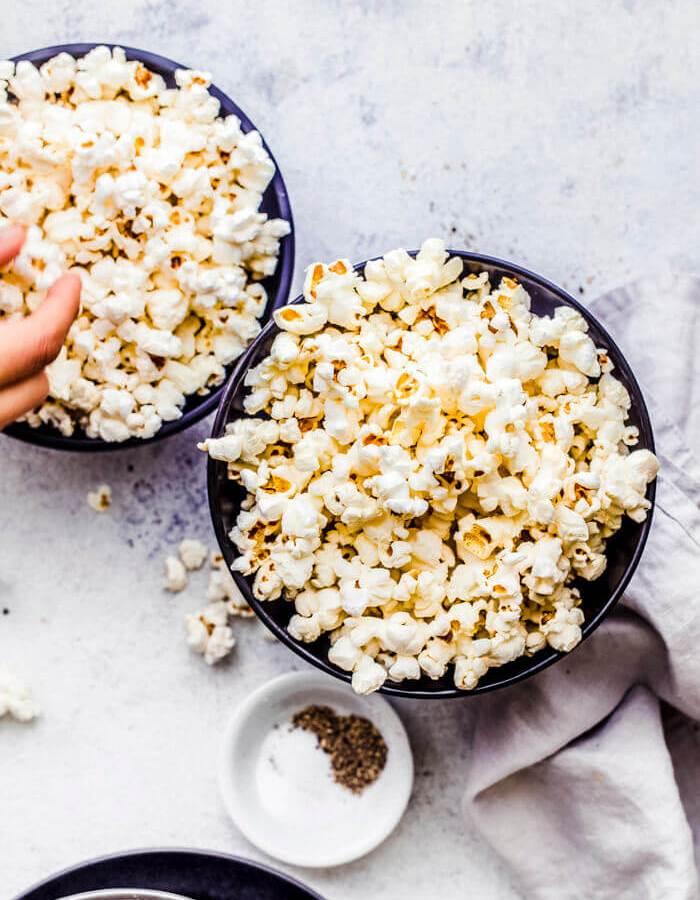 Instant Pot Popcorn image