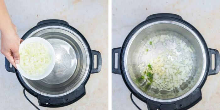step by step method for refried beans