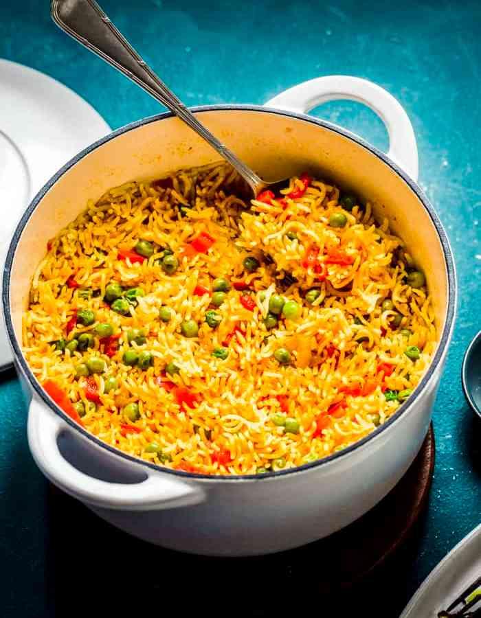 copycat nando's rice