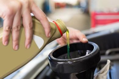 Lube, Oil & Filter Service