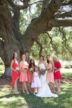 Bates Nut Farm Wedding Photos 14