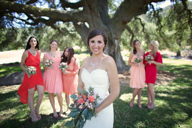 Bates Nut Farm Wedding Photos 15