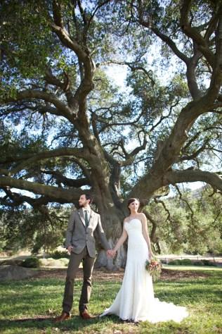 Bates Nut Farm Wedding Photos 42