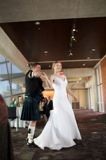 Downtown San Diego Central Library Wedding Images 1506