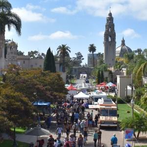 Maker Faire San Diego Balboa Park