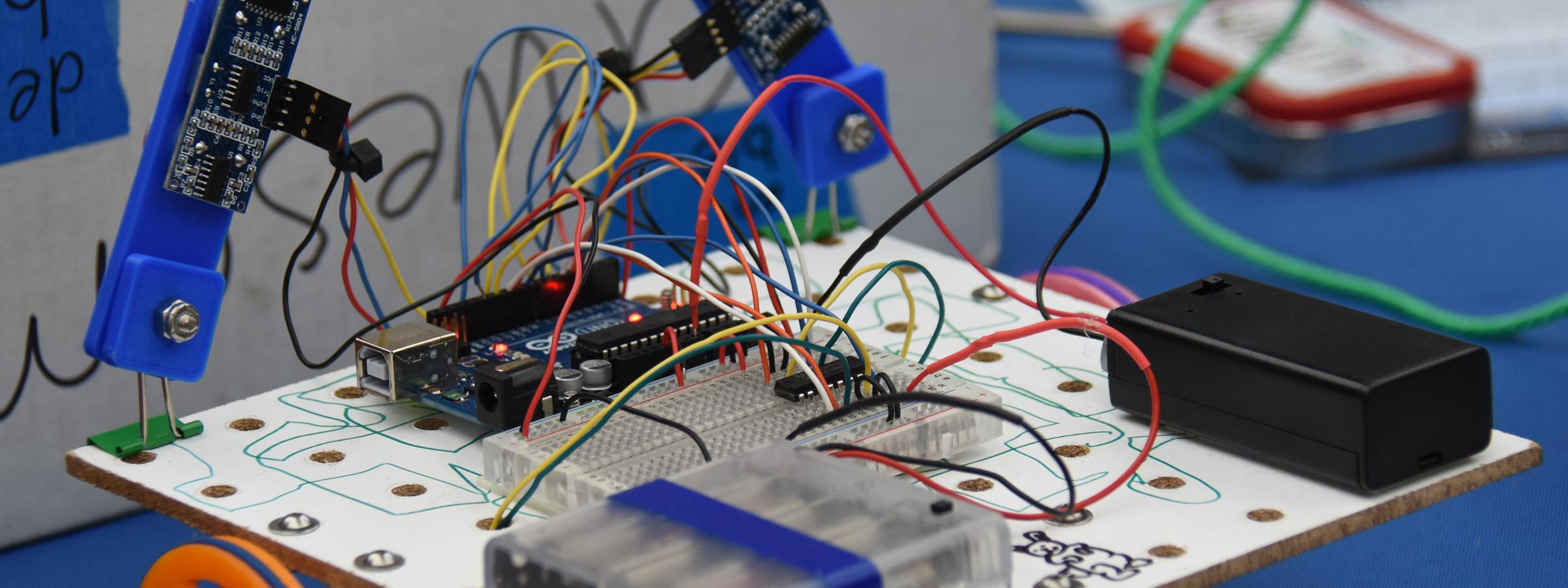 Robotics Wires