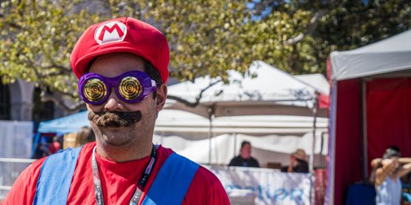 Mario Exhibitor, MFSD 2018