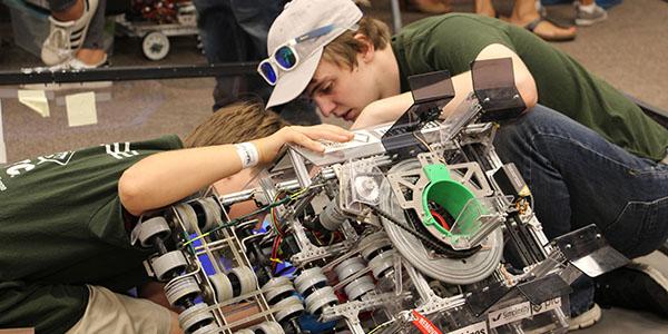 Robotics Exhibitor, MFSD 2018