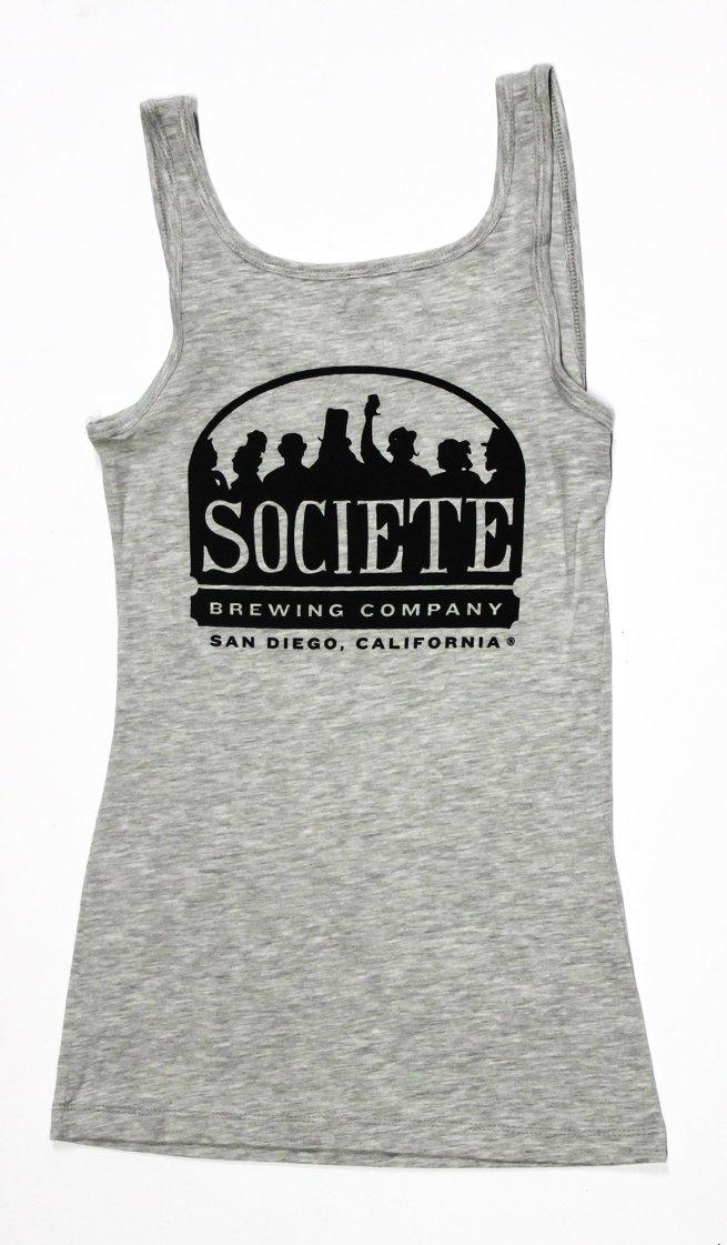 Societe Brewing Company Tank