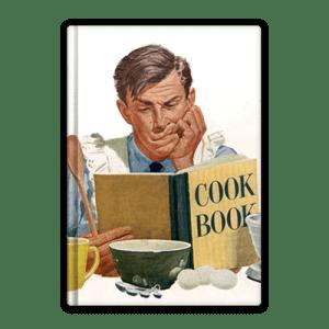 man-cookbook