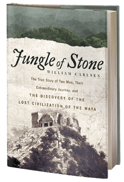 Jungle of Stone: The True Story of Two Men…