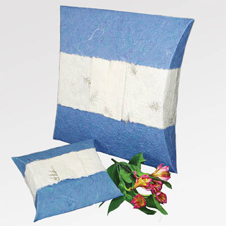 Pillow Top Bio-Degradable Urn for Ash Scattering